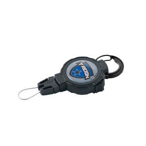 Retractable Gear Tether Large w/Carabiner