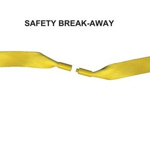 Optional Safety Break Away for Value Lanyards